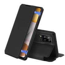 Samsung Galaxy A42 5G Hoesje - Dux Ducis Skin X Case - Zwart