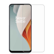 OnePlus Nord N100 Screenprotector - Tempered Glass Screenprotector - Case-Friendly