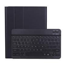 iPad Pro 2021 (11 Inch) Hoes - Bluetooth Toetsenbord hoes - Toetsenbord verlichting - Zwart