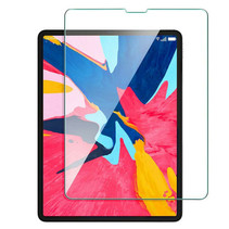 iPad Pro 2021 (12.9 Inch) - Tempered Glass Screenprotector - Case Friendly - Transparant