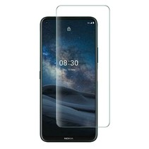 Nokia 8.3 5g (2020) Screenprotector - Tempered Glass - Transparant