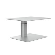 Nillkin - In hoogte verstelbare Monitorstandaard - Laptopstand - Ergonomische design - Aluminium - Zilver