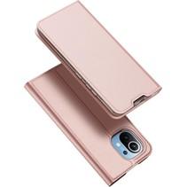Xiaomi Mi 11 hoesje - Dux Ducis Skin Pro Book Case - Roze