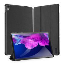 Lenovo Tab P11  hoes - Dux Ducis Domo Book Case - Zwart
