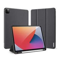 iPad Pro 2021 (11 Inch) Hoes - Dux Ducis Domo Book Case - Zwart