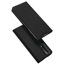 Huawei P Smart 2021 hoesje - Dux Ducis Skin Pro Book Case - Zwart