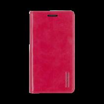 Samsung Galaxy Note 20 Hoesje - Blue Moon Flip Case - Met pasjeshouder - Rood