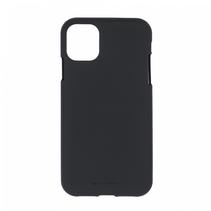 Apple iPhone 12 / iPhone 12 Pro Hoesje - Soft Feeling Case - Back Cover - Zwart