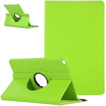 Samsung Galaxy Tab A7 Hoes - Draaibare Book Case Cover - 10.4 inch - Groen