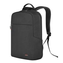Rugzak Met Veel Extra Vakken - Laptoptas 15.6 Inch - Rugtas Met Verstelbare Schouderbanden - Zwart