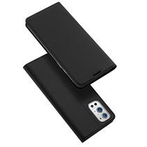 OnePlus 9 Pro hoesje - Dux Ducis Skin Pro Book Case - Zwart