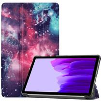 Samsung Galaxy Tab A7 Lite (2021) hoes - Tri-Fold Book Case - Galaxy