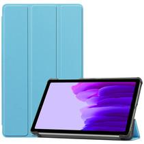 Samsung Galaxy Tab A7 Lite (2021) hoes - Tri-Fold Book Case - Licht Blauw