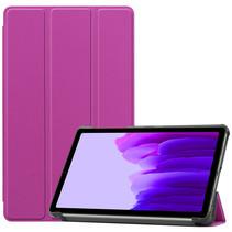 Samsung Galaxy Tab A7 Lite (2021) hoes - Tri-Fold Book Case - Paars