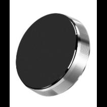 Eenvoudige Telefoonhouders Auto - Magnetische Telefoonhouder auto - Auto accessoires - Silver