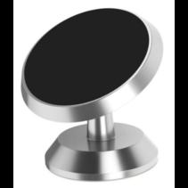 Universele telefoonhouder - Magnetische  telefoonhouders auto - Telefoon statief - Auto accessoires - Silver