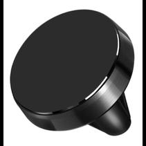 Telefoonhouders auto met een Magneet - 360 graden Draaibare Telefoonhouder - Ventilatierooster - Zwart