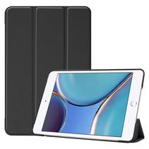 iPad Mini 6 2021 (8.3 inch) Hoes - Tri-Fold Book Case - Zwart