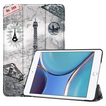 iPad Mini 6 2021 (8.3 inch) Hoes - Tri-Fold Book Case - Eiffeltoren