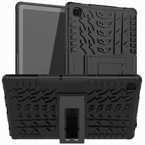 Samsung Galaxy Tab A7 (2020) Hoesje - Schokbestendige Back Cover - Zwart