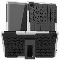 Samsung Galaxy Tab A7 (2020) Hoesje - Schokbestendige Back Cover - Wit