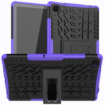 Samsung Galaxy Tab A7 (2020) Hoesje - Schokbestendige Back Cover - Paars