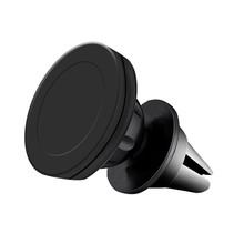 Metalen Telefoonhouders Auto - 360 Graden  Telefoonhouder met Magneet - auto accessories - Ventilatierooster - Zwart
