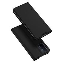 Oppo A54 5G Hoesje - Dux Ducis Skin Pro Book Case - Zwart