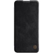 OnePlus 9 Hoesje - Qin Leather Case - Flip Cover - Zwart