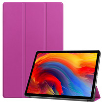 Lenovo Tab P11 Plus (11 inch) Hoes - Tri-Fold Book Case - Paars