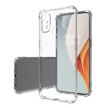 OnePlus Nord N10 Hoesje - Clear Soft Case - Siliconen Back Cover - Shock Proof TPU - Transparant