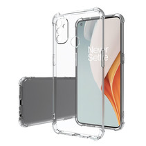 OnePlus Nord N100 Hoesje - Clear Soft Case - Siliconen Back Cover - Shock Proof TPU - Transparant
