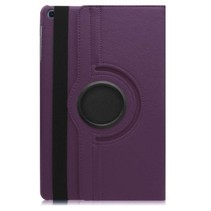 Samsung Galaxy Tab S6 Lite Hoes - Draaibare Book Case Cover - 10.4 Inch - Paars