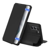 Samsung Galaxy S21 FE Hoesje - Dux Ducis Skin X Case - Zwart