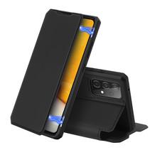 Samsung Galaxy A72 5G Hoesje - Dux Ducis Skin X Case - Zwart