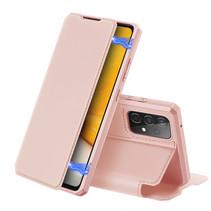 Samsung Galaxy A72 5G Hoesje - Dux Ducis Skin X Case - Roze