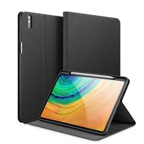 Huawei MatePad Pro 10.8 (2021) - Dux Ducis Domo Book Case - Zwart