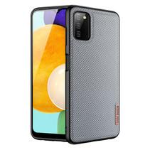 Samsung Galaxy A03s hoesje - Fino Series - Back Cover - Licht Blauw