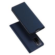 Oppo A53s Hoesje - Dux Ducis Skin Pro Book Case - Donker Blauw