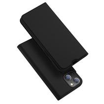 iPhone 13 Pro Hoesje - Dux Ducis Skin Pro Book Case - Zwart