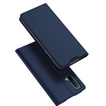 OnePlus Nord CE 5G Hoesje - Dux Ducis Skin Pro Book Case - Donker Blauw