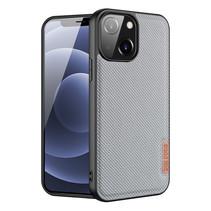 iPhone 13 hoesje - Fino Series - Back Cover - Licht Blauw