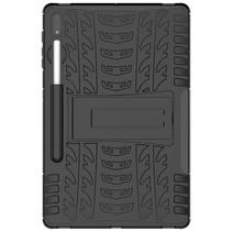 Oppo A72 Hoesje - Schokbestendige Back Cover - Zwart