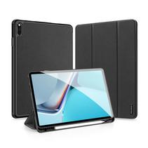 Huawei MatePad 11 (2021) - Dux Ducis Domo Book Case - Zwart