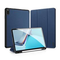 Huawei MatePad 11 (2021) - Dux Ducis Domo Book Case - Donker Blauw