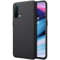 Telefoonhoesje geschikt voor OnePlus Nord CE 5G - Super Frosted Shield - Back Cover - Zwart