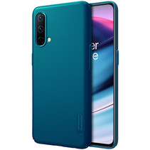 Telefoonhoesje geschikt voor OnePlus Nord CE 5G - Super Frosted Shield - Back Cover - Blauw
