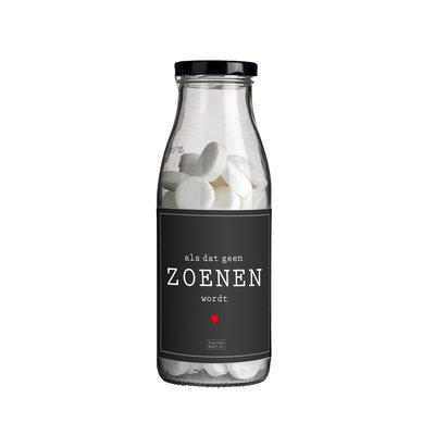 Flessenwerk Als dat geen zoenen wordt - per 12