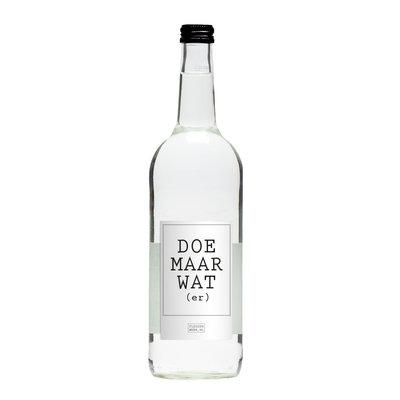 Flessenwerk Doe maar wat(er) - per 12