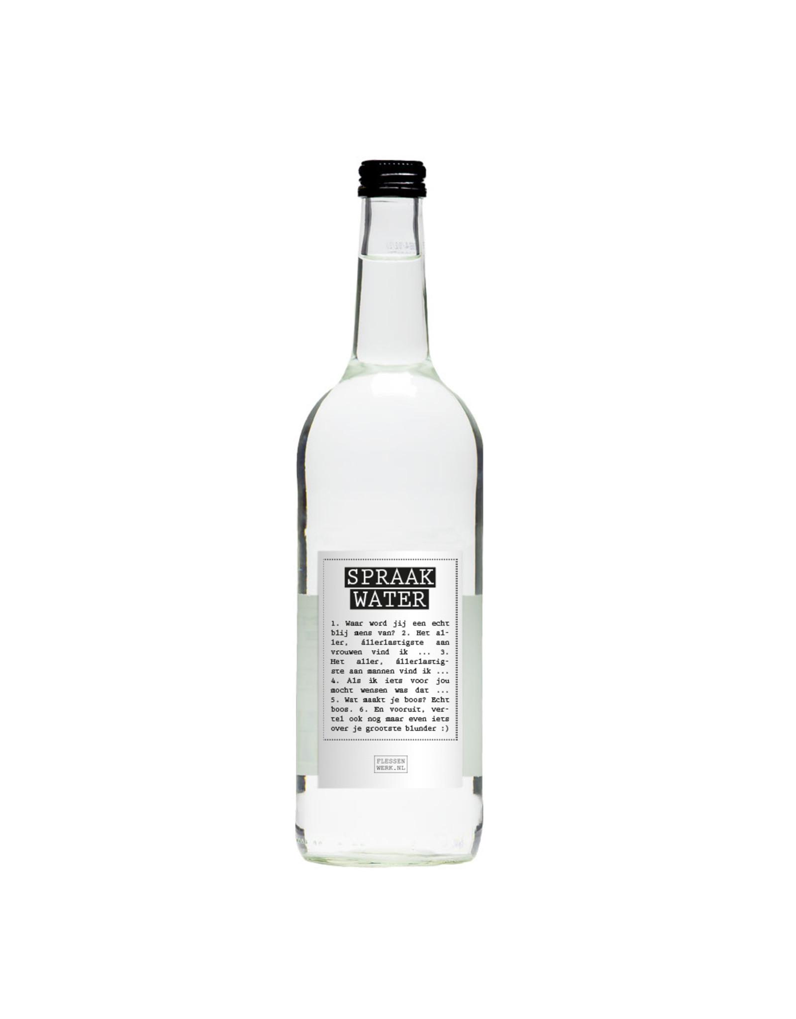 Spraakwater - per 12